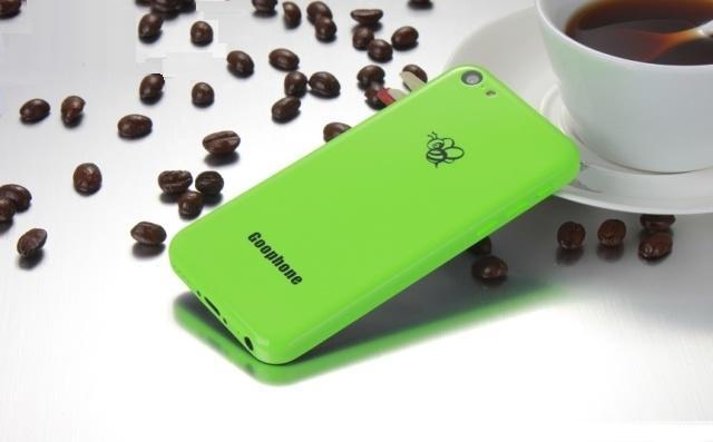 GooPhone i5C zeleni