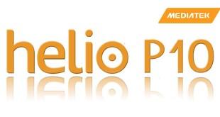 Helio P10 Logo