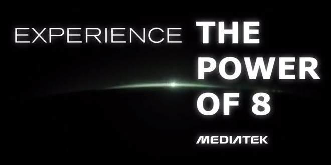 Mediatek Octa Core