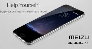 Meizu Pro 5 Turntheheatoff