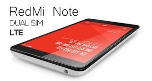 RedMi Note 4G Dual SIM