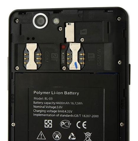 THL 4400 Battery