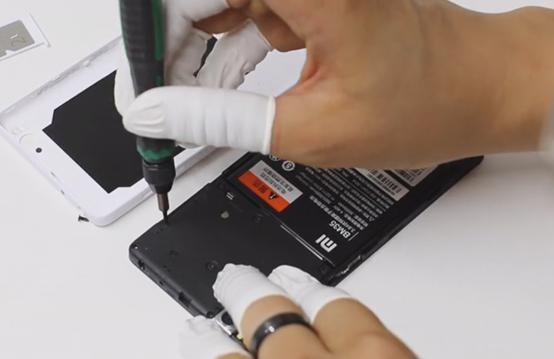 Xiaomi Mi4c Rastavljanje