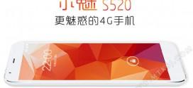 Malata S520 – Meizu MX4 klon